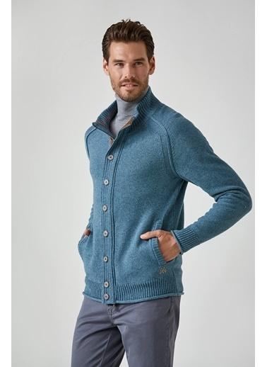 Hemington Ceket Mavi